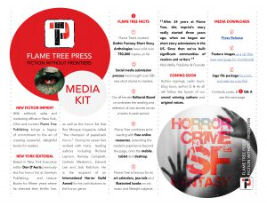 Flame Tree Press Media Kit (launch)