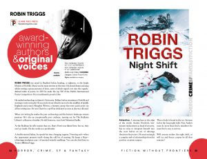 Flame Tree Press catalogue, Robin Triggs
