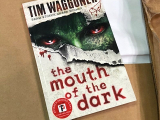 Tim Waggoner The Mouth of the Dark, Flame Tree Press