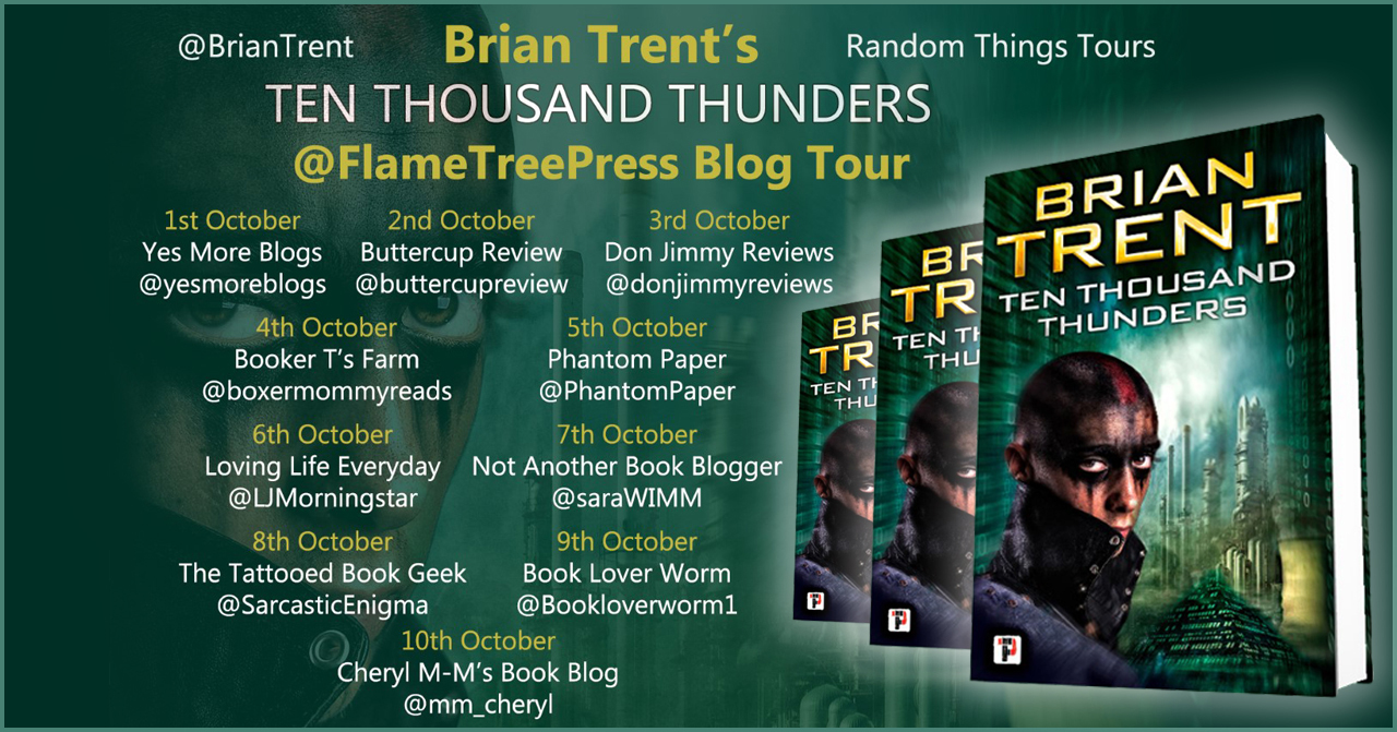 Flame Tree Press Blog Tour John Everson