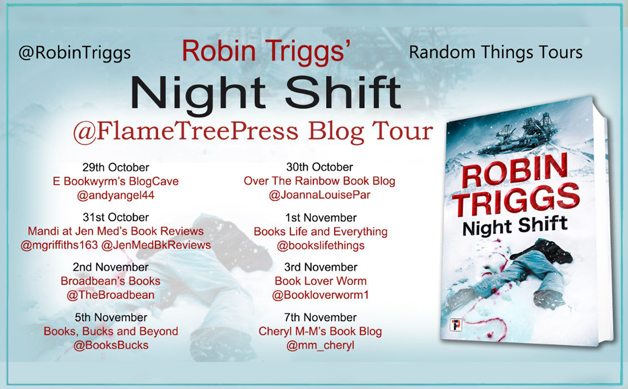 Night Shift Blog Tour