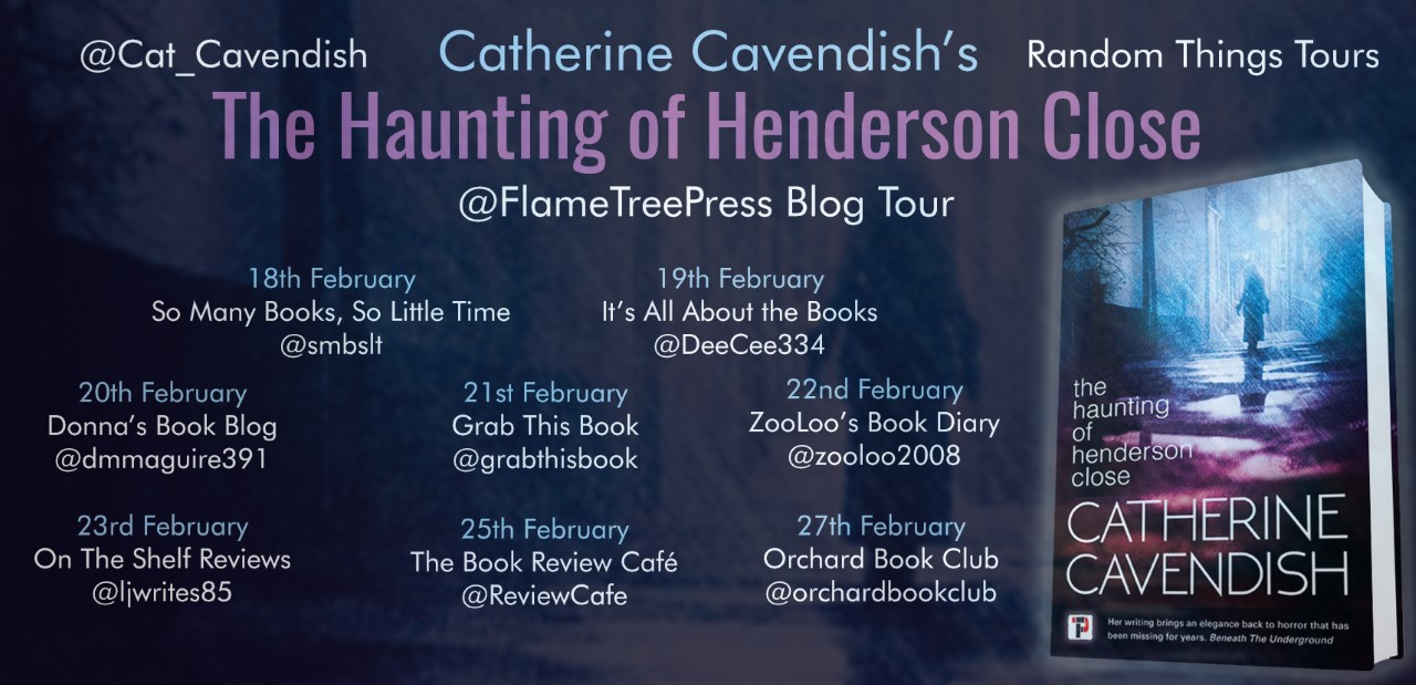The Haunting of Henderson Close Blog Tour