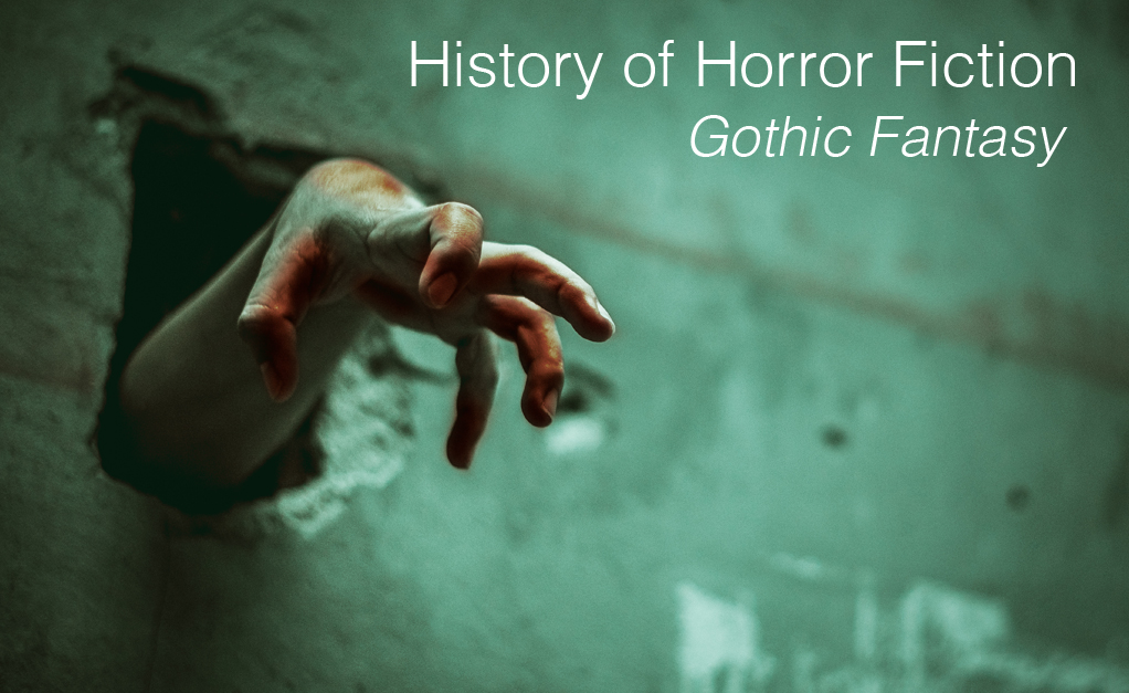 gothic fantasy, scifi, horror stories, author tips, amwriting