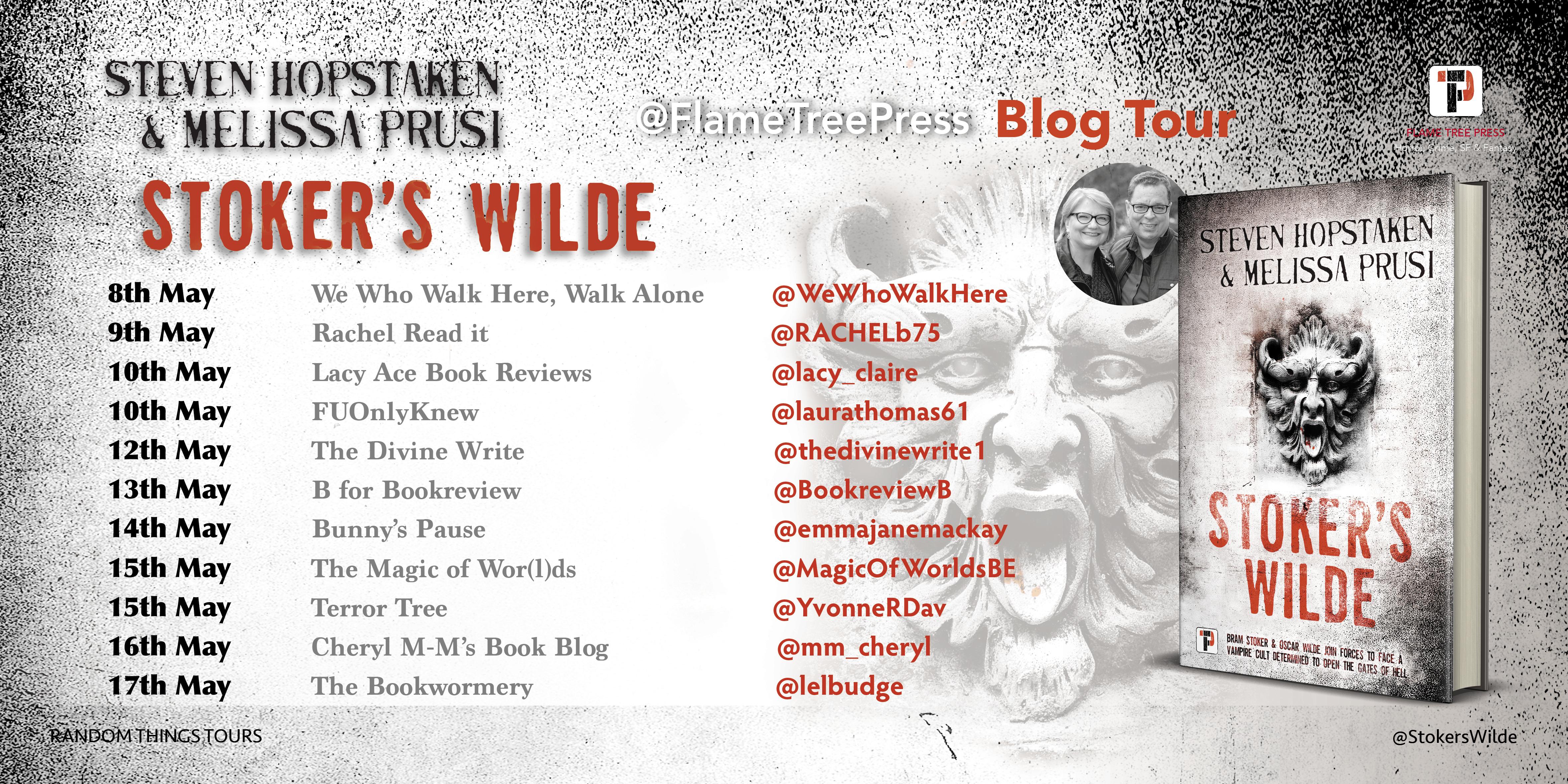 Steven Hopstaken, Melissa Prusi - Stoker's Wilde Tour