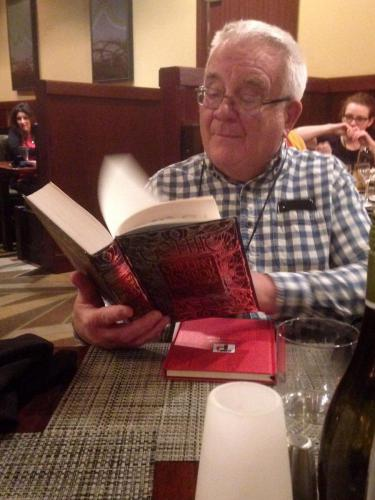 Ramsey Campbell at StokerCon 2018